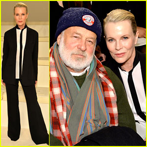 Kim Basinger Doesn't Let Daughter Ireland Have All the Fashion Week Fun, Attends Ralph Lauren Show!