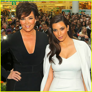 Kim Kardashian Glams Up for Mall Appearance Ahead of Vienna Ball