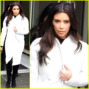 Kim Kardashian Steps Out After Surprise 'Tonight Show' Appearance