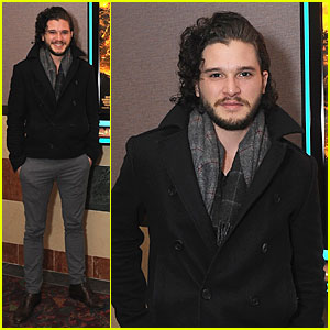 Kit Harington Set as Alicia Vikander's Husband in 'Testament of Youth'!