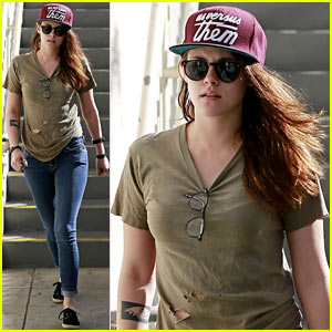 Kristen Stewart: If I Do a Good Scene, I'm Like 'Whoa That's Dope'