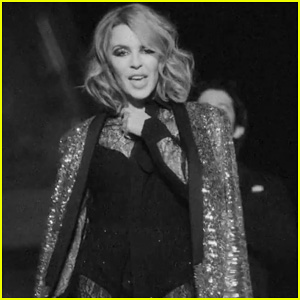 Kylie Minogue: 'Into The Blue' Video Premiere - Watch Now!