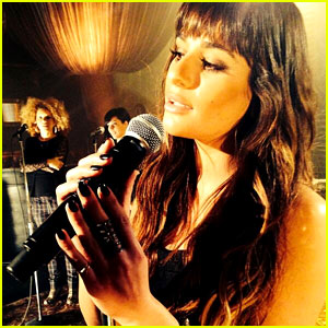Lea Michele's Tribute to Cory Monteith - Listen to 'You're Mine'!
