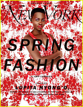 Lupita Nyong'o: I Haven't Gotten Used to Being Recognized