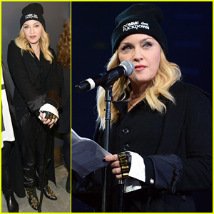 Madonna Introduces Pussy Riot Members at the Amnesty International Concert!