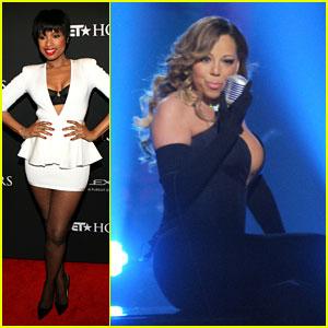 Mariah Carey & Jennifer Hudson: BET Honors 2014 Performers