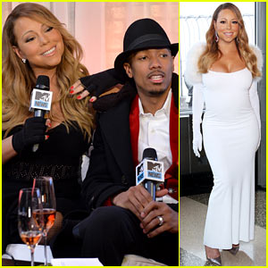 Mariah Carey Lights Empire State Building for Valentine's Day Weddings!