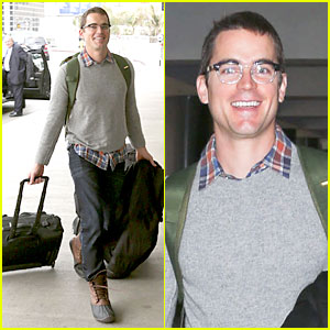 Matt Bomer Makes Us Melt with that Sexy Smile: New Photos!