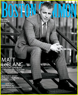 Matt LeBlanc: 'I'm Pigeonholed as an A--hole Version of Myself'