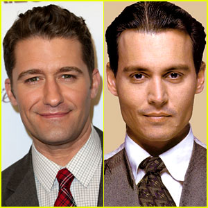 Glee's Matthew Morrison Joins 'Finding Neverland' Musical as J.M. Barrie