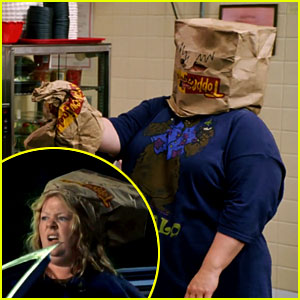 Melissa McCarthy Robs Fast Food Joint in 'Tammy' Trailer!