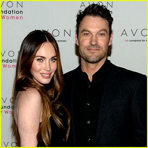 Megan Fox & Brian Austin Green Name Newborn Son Bodhi Ransom!