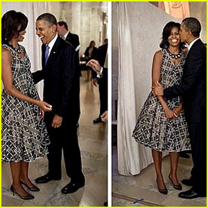 Michelle Obama Sends Valentine to President Obama - Read the Adorable Message!