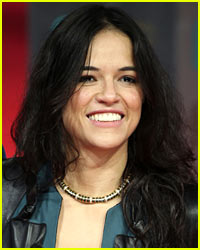 Michelle Rodriguez Shares Naked Meditation Picture