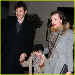 Milla Jovovich: I'm So Proud of My Husband & His Movie 'Pompeii'