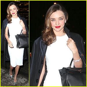Miranda Kerr Illuminates New York City with Her Beauty!