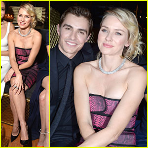 Naomi Watts & Dave Franco: Bulgari Accessories Presentation!