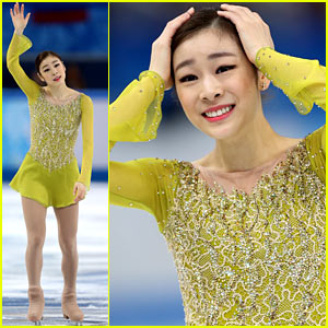 Olympic Figure Skater Yuna Kim - Did You Know She's Also a Singer!