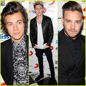 One Direction's Niall Horan Ditches His Crutches for BRIT Awards Party with Harry Styles & Liam Payne!