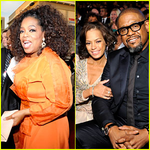 Oprah Winfrey & Forest Whitaker - NAACP Image Awards 2014