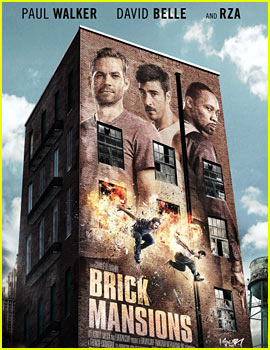 Paul Walker's 'Brick Mansions' Trailer Released - Watch Now