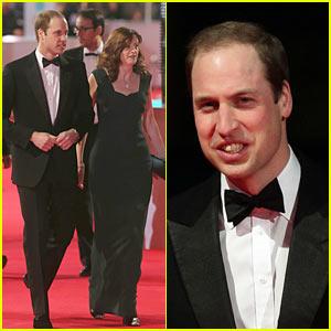 Prince William - BAFTAs 2014 Red Carpet