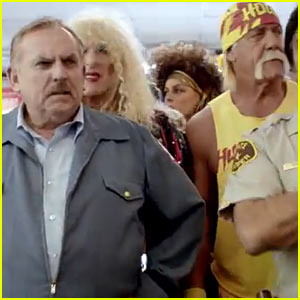 RadioShack Super Bowl Commercial 2014 (Video) - The 80s Wants Their Store Back!