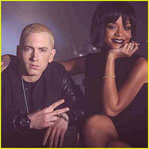Rihanna & Eminem Announce 'Monster Tour' in August!