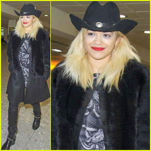 Rita Ora Promises That She 'Will Never Stop Singing'