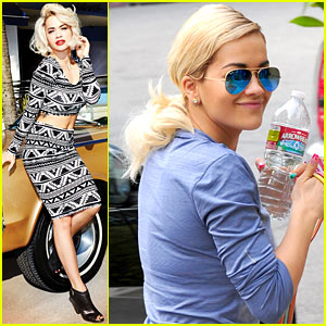 Rita Ora Stars in Material Girl's Spring 2014 Campaign - See Pics Here!