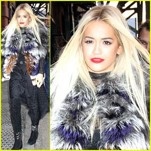 Rita Ora: 'Paper Magazine' Photo Shoot in New York City!