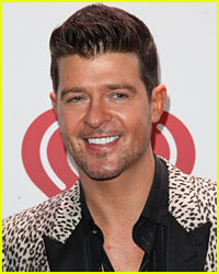 Robin Thicke Thanks Fans For Support After Paula Patton Split