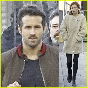 Ryan Reynolds & Sienna Miller Film Steamboat Scenes for 'Mississippi Grind'!