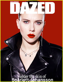 Scarlett Johannson to 'Dazed & Confused': You Have to Have Artistic Integrity (Exclusive Quote!)