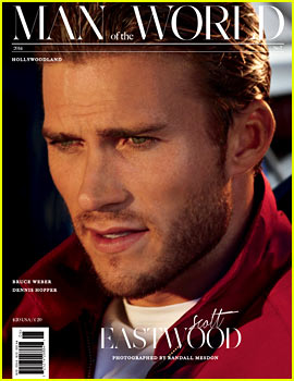 Scott Eastwood to 'Man of the World': There's More to Me Than Acting (Exclusive!)