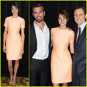 Shailene Woodley & Theo James Capture the Cameras at ICG Publicists Awards with Star Appeal!