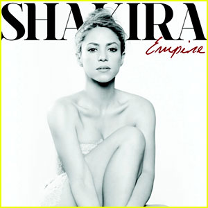 Shakira: 'Empire' Full Song & Lyrics - LISTEN NOW!