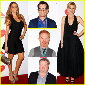Sofia Vergara & Julie Bowen: 'Modern Family' Sydney Media Call!