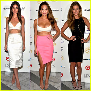 'Sports Illustrated' Cover Models Glam Up for Soiree in Miami!