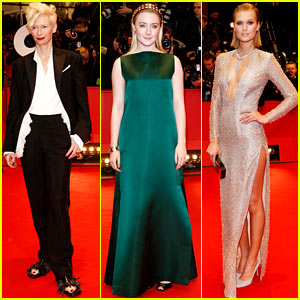 Tilda Swinton & Saoirse Ronan: 'Grand Budapest Hotel' Premiere at Berlinale!