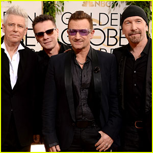 Oscars 2014: U2 Performing Nominated Song 'Ordinary Love'!