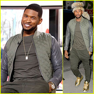 Usher: 'The Voice' Season 6 Talent is at an All-Time High!