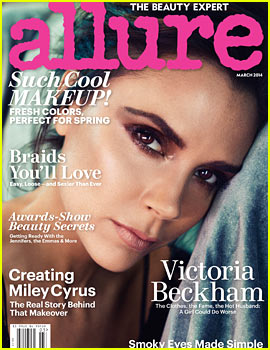 Victoria Beckham to 'Allure': I 'May Have Purchased' My Formerly Large Breasts