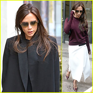 Victoria Beckham: I'm Living a Dream with Fashion!