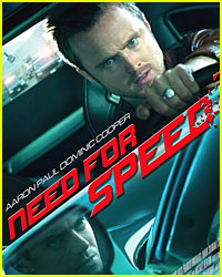 Aaron Paul's 'Need for Speed' Races to the Top of Friday's Box Office!