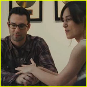 Adam Levine's Cinematic Debut 'Begin Again' Releases First Trailer! (Video)