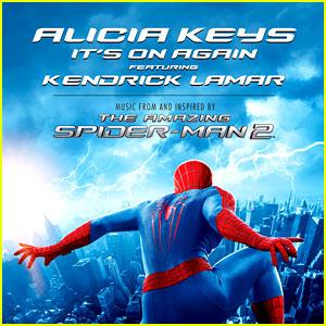 Alicia Keys' Spider-Man Song 'It's On Again': JJ Music Monday!