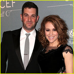 Alyssa Milano: Pregnant with Her Second Child!