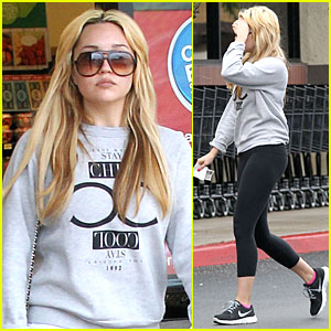 Amanda Bynes Expresses Love for Fans on Twitter For First Time Since Completing Rehab