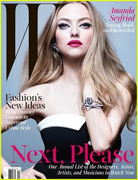 Amanda Seyfried on Kissing Megan Fox: We Kissed Really Well Together!